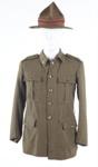 Military uniform, Wellington Infantry Regiment, WWI ; 1917-1918; PC001008