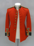 New Zealand Army uniform - tunic (full dress) ; Jones & Co; circa 1914; PC001609