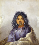 Maori Girl; Robley, Horatio Gordon; 6/02/1905; 1992-0035-825