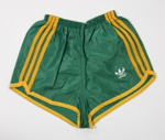 Girl's soccer shorts; Adidas AG Canterbury of New Zealand Ltd; 1970s; GH016823