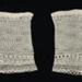 Child's mittens ; Unknown; 1800s; PC000366