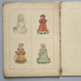 Painting Book, 'The Marigold Painting Book by Kate Greenaway'; Frederick Warne and Company; c1885-1900; GH003692