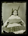Miss Swanson ; American Photographic Company (Auckland); c1865; A.004691