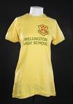 Girl's Physical Education t-shirt; Hanes; 1980s; GH016869