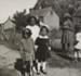Maori girls at Akaroa ; Baverstock, William Sykes; O.020613