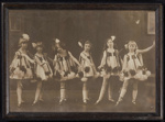 Untitled [troupe of girls in dance costume]