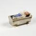Presentation cradle with doll; Grady, Frank; 10/04/1905; GH011307