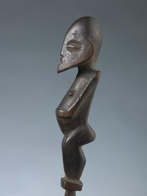 Female deity, Unknown, c. 1800, OL000370