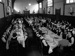 PHOTOGRAPH; Boarders at Table, Wanganui Girls College; Leigh Mitchell-Anyon (b.1961); 1946; 2001.1.17