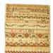 SAMPLER; Grace Combe; 1724; 1963.120.5