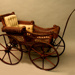 CARRIAGE, DOLL; 19th century; 1970.133.1