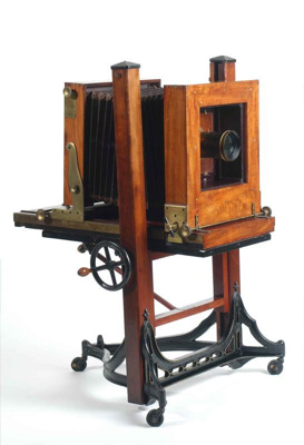 Denton Camera, Eastman Kodak Company, Circa 1910s, 2002.46