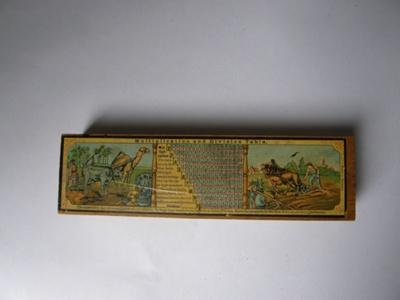 Pencil Case; F.86.119.5