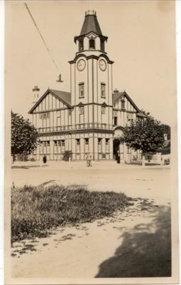 Rotorua Post Office  S.W.Medhurst collection; 54