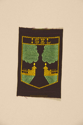 Isel Cub Scout badge. The group was originally kno...
