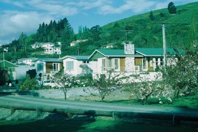 Digital image from slide; Buckingham family; c late 1960s; IH100.057