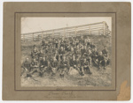 Photograph, Ocean Beach Slaughtermen and Labourers ; Unknown Photographer; 1921