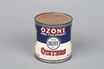 Canned Foods, Ozone Oysters; Stewart Island Canneries Limited, Invercargill; 1950 - 1970
