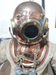 Diving helmet; Siebe Gorman & Company Limited; [?]; BF1984.1.1
