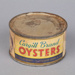 Canned Foods, Cargill Brand Oysters; Southland Canning Co. Bluff; 1950-1970; BF. B98.12