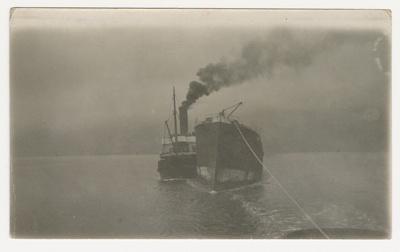 Photograph, the 'Awarua'; Unknown Photographer; 1940s; BL.2018.1