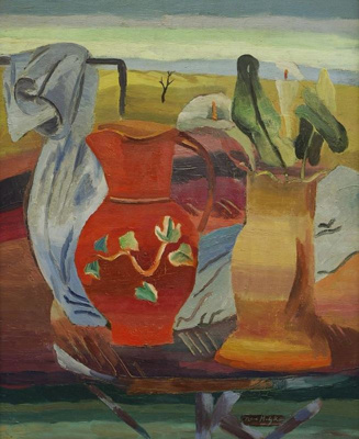 Berries and Laurel, Frances Hodgkins, circa 1930, 1982/46/2
