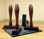 Ta Te Whenua, Robert Jahnke, 1995, 1995/18