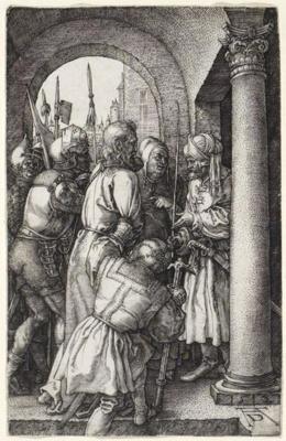Christ before Pilate, Albrecht Dürer, 1512, M1959/2/2