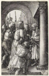 Christ before Pilate, Albrecht Dürer, 1512, M1959/2/2