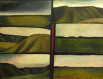 Six days in Nelson and Canterbury, Colin McCahon, 1950, 1978/12