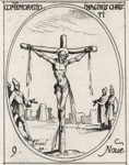 La commemoration de l'image du Christ, Jacques Callot, 1630s, 1636, M1982/1/2/640