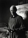 Portrait of Rita Angus, Marti Friedlander, 1970, 1976/29/1