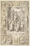 The Visitation, Giulio Clovio, 16th century, MU/292