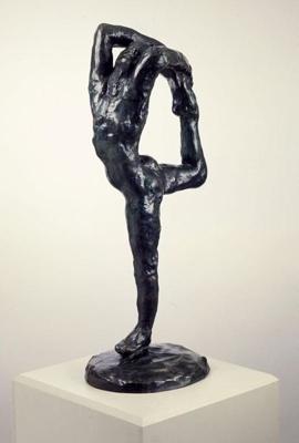La Grande danseuse, Auguste Rodin, 1913, M1956/4