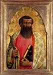 Saint Bartholomew, Antonio da Venezia, circa 1376, 1965/28