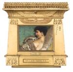 Cleopatra, Lawrence Alma-Tadema, Oct 1877, MU/5