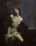 Saint Sebastian, Guido Reni, circa 1625, M1882/2/3