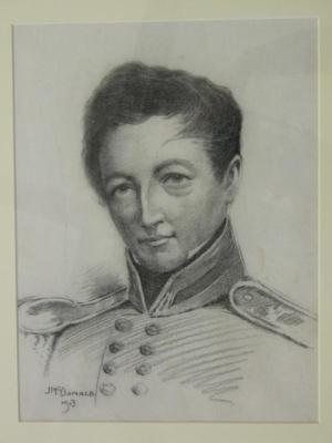 Captain William Hobson R.N., 1950.48.1