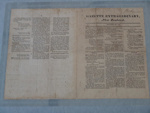 New Zealand Gazette Extraordinary No. 1, December 30th 1840., 1949.16.1