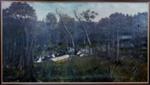 Painting; Picnic at Woodhaugh Valley; 1919/134/1355