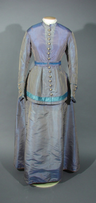 Wedding dress; 1882; CS/6527
