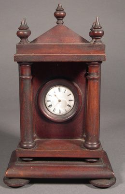Verge watch, made 1810, brought out to Otago by Jo...