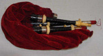 Bagpipes; Thow Brothers; Late 19th century; 1991/93/1
