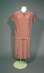 Ensemble; Coat, skirt and blouse; 1920s; CS/7311