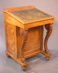 Davenport desk; Telfer and Laurie; Pre-1865; 1949/44/1