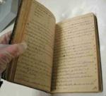 Visiting Book of Reverend Dr Thomas Burns.; 1848-1858; 1918/67/1