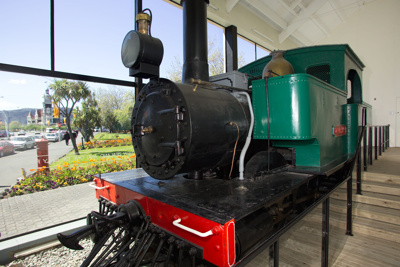 Locomotive; double-ended Fairlie locomotive named Josephine; 1927/21/1