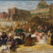 Sketch for Ramsgate Sands or Life at the Seaside