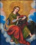 St John the Evangelist ; Johann Rottenhammer; 1595; 147-1993