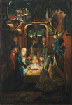 Birth of the Saviour ; Bartholomäus Bruyn; early 16th Century; 1-1967